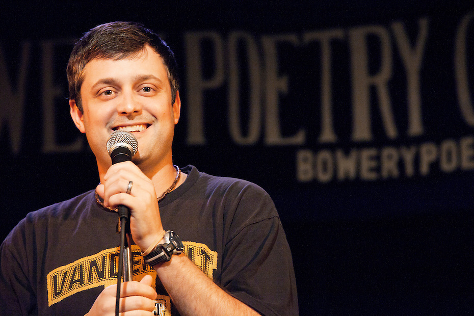 Nate Bargatze - Sacapuntas - Bowery Poetry Club - June 6, 2012