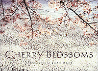 &quot;Cherry Blossoms&quot; Book Signed by Jake Rajs, Published by Rizzoli