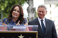 17 April 2017 - Hollywood, California - Patricia Heaton, Gary Sinise. Gary Sinise Honored With Star On The Hollywood Walk Of Fame.<br /> CAP/ADM<br /> &copy;ADM/Capital Pictures