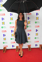 03/06/2014  <br /> christine bleakley<br /> during the Pride of Ireland awards at the Mansion House, Dublin.<br /> Photo: Gareth Chaney Collins