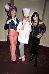 Kathy Griffin, Bette Midler and Gloria Estefan..at Bette Midler's New York Restoration Project's 13th Annual Hulaween Gala on October 31, 2008 at The Waldorf Astoria in New York City. ....Robin Platzer, Twin Images