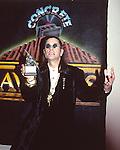 Ozzy Osbourne 1991.© Chris Walter.