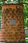 Lockerbie Memorial Cairn, Arlington National Cemetery, Arlington, Virginia