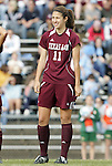 28 November 2008: Texas A&M's Brianne Young. The University of North Carolina Tar Heels defeated the Texas A&M University Aggies 1-0 in double overtime at Fetzer Field in Chapel Hill, North Carolina in a Fourth Round NCAA Division I Women's college soccer tournament game.
