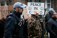 28.11.2012 - Congolese Protest
