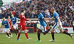 Joe Dodoo celebrates goal no 3