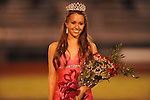 Allison Lyon was named Homecoming Queen during Homecoming of the Oxford vs. Hernando in Oxford, Miss. on Friday, October 14, 2011. Hernando won 31-30 in overtime.