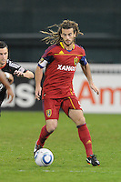 Real Salt Lake midfielder Kyle Beckerman (5)  D.C. United defeated Real Salt Lake 4-1 at RFK Stadium, Saturday September 24 , 2011.