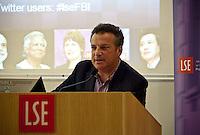 13.03.2012 - LSE Presents: Tim Weiner - Pulitzer Prize-winning Journalist