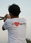 Balloon Crew with I Love my Pilot T-shirt