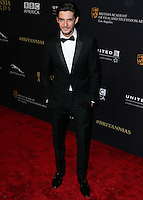 BEVERLY HILLS, CA, USA - OCTOBER 30: Ben Barnes arrives at the 2014 BAFTA Los Angeles Jaguar Britannia Awards Presented By BBC America And United Airlines held at The Beverly Hilton Hotel on October 30, 2014 in Beverly Hills, California, United States. (Photo by Xavier Collin/Celebrity Monitor)