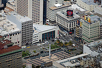 Union Square | San Francisco Aerial Photography