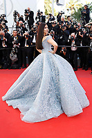 """Aishwarya Rai Bachchan at the """"Okja"""" premiere during the 70th Cannes Film Festival at the Palais des Festivals on May 19, 2017 in Cannes, France. (c) John Rasimus /MediaPunch ***FRANCE, SWEDEN, NORWAY, DENARK, FINLAND, USA, CZECH REPUBLIC, SOUTH AMERICA ONLY***"""