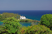 White Castle, Port Antonio, North Coast, Jamaica, CaribbeanTrident Castle, Port Antonio, North Coast, Jamaica, Caribbean