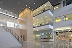 Interior Photography of Student Services building at Howard Community College