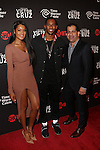 "PRIVATE SCREENING FOR ""I AM GIANT: VICTOR CRUZ"" HOSTED BY SHOWTIME SPORTS® AND TIME WARNER CABLE HELD AT  THE CROSBY STREET HOTEL"