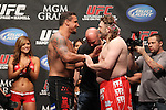 May 27, 2011: UFC 130 Weigh-In