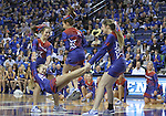 The Firecrackers perform during half time of the UK Men's Basketball vs. Florida Gators game at Rupp Arena. Saturday, February 6, 2016 in Lexington, Ky. UK defeated Florida 80 - 61