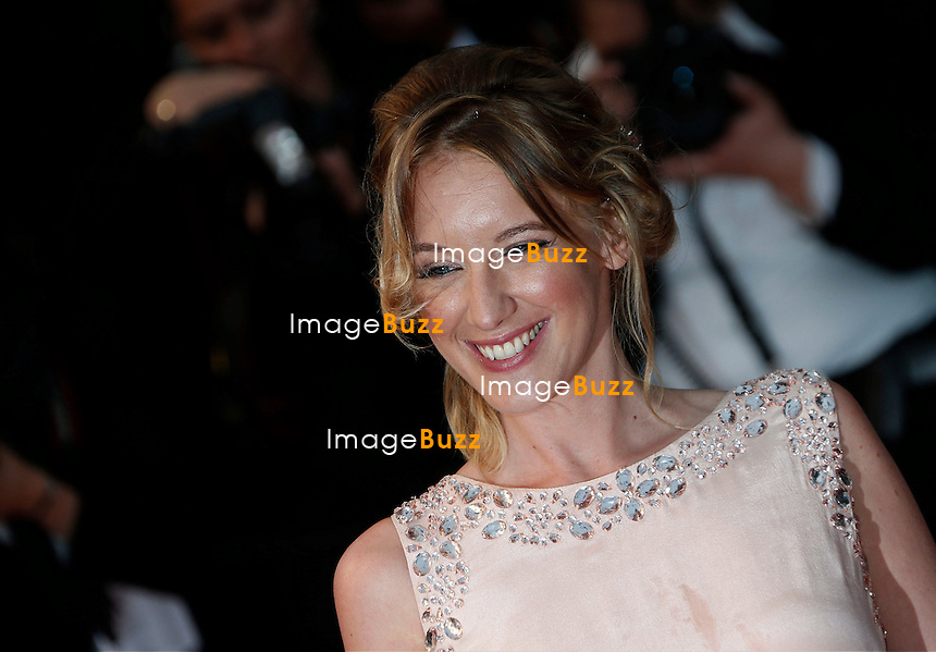 CPE/Ludivine Sagnier attends the Opening Ceremony and 'The Great Gatsby' Premiere during the 66th Annual Cannes Film Festival at the Theatre Lumiere on May 15, 2013 in Cannes, France.