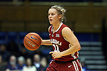 17 December 2014: Oklahoma's Gabbi Ortiz. The Duke University Blue Devils hosted the University of Oklahoma Sooners at Cameron Indoor Stadium in Durham, North Carolina in a 2014-15 NCAA Division I Women's Basketball game. Duke won the game 92-72.