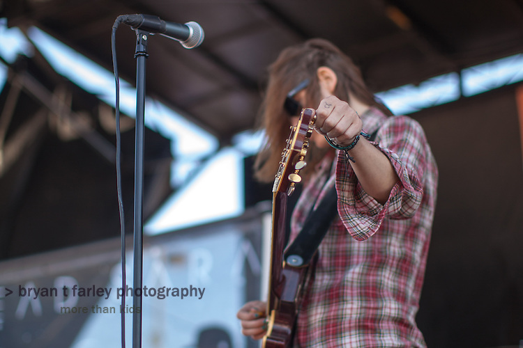 San Francisco Vans Warped Tour 2012 Gallery 3