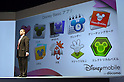 February 1, 2012, Tokyo, Japan - .David Milstein, general manager of Disney Interactive Media Group, attends at a news conference in Tokyo on Wednesday,  February 1, 2012. NTT Docomo and Walt Disney have jointly announces they will introduce new smartphone the 'Disney Mobile on docomo'. The smartphone offers exclusive benefits, services and content that allow users to have a unique Disney experience..(Photo by Koichi Mitsui/AFLO).