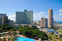 Havana, Cuba.Vedado Residential District