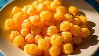 Cheese Balls / Crisps - Jan 2014.