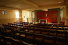 McGlinn Hall Chapel..Photo by Matt Cashore..