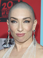 HOLLYWOOD, LOS ANGELES, CA, USA - OCTOBER 05: Naomi Grossman arrives at the Los Angeles Premiere Screening Of FX's 'American Horror Story: Freak Show' held at the TCL Chinese Theatre on October 5, 2014 in Hollywood, Los Angeles, California, United States. (Photo by Celebrity Monitor)