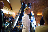Ivanka Trump, daughter of President-elect of the United States, Donald Trump is seen inside the lobby of Trump Tower in Manhattan, New York, U.S., on Friday, November 18, 2016. <br /> Credit: John Taggart / Pool via CNP