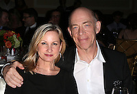 "LOS ANGELES, CA - March 04: J. K. Simmons, Michelle Schumacher, At The Shane's Inspiration 16th Annual Fundraising Gala ""A Night In Old Havana"" At The Taglyan Complex In California on March 04, 2017. Credit: FS/MediaPunch"