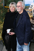 BEVERLY HILLS, CA, USA - NOVEMBER 19: Andrea Beckett, Bruce Dern arrive at the Los Angeles Premiere Of Fox Searchlight Pictures' 'Wild' held at the AMPAS Samuel Goldwyn Theater on November 19, 2014 in Beverly Hills, California, United States. (Photo by Xavier Collin/Celebrity Monitor)