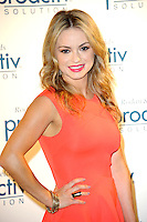 JUL 22 Ola Jordan photocall