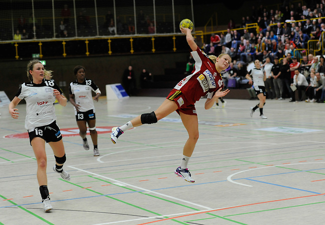bundesliga damen handball