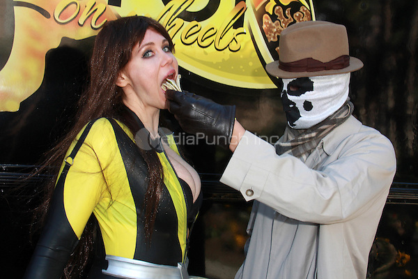 LONG BEACH, CA - FEBRUARY 28: Maitland Ward at the Long Beach Comic Expo at the Long Beach Convention Center in Long Beach, California on February 28, 2015. Credit: David Edwards/DailyCeleb/MediaPunch