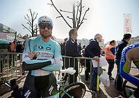 3 Days of De Panne.stage 3b: closing TT..Francesco Chicchi before his TT..