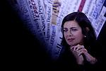 Laura Boldrini e Giorgio Alleva alla Stampa Estera