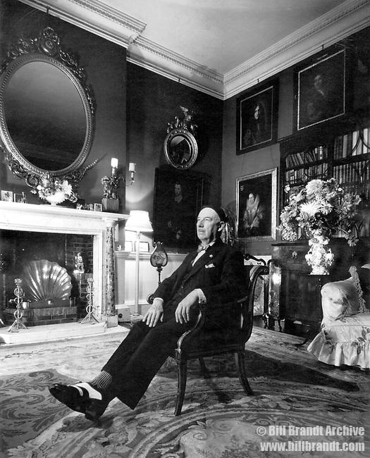 Lord Berners, 1945