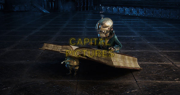 Alice Through the Looking Glass (2016) <br /> Time's seconds and minutes<br /> *Filmstill - Editorial Use Only*<br /> CAP/KFS<br /> Image supplied by Capital Pictures