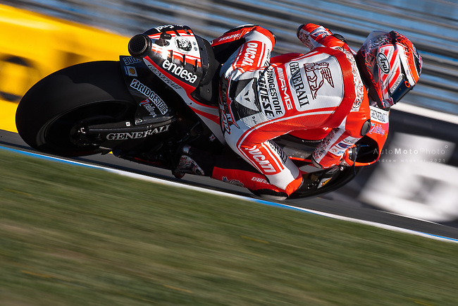 2011 MotoGP World Championship, Round 2, Jerez, Spain, 3 April 2011, Nicky Hayden