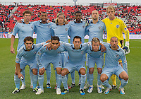 Toronto FC vs Sporting Kansas City June 04 2011