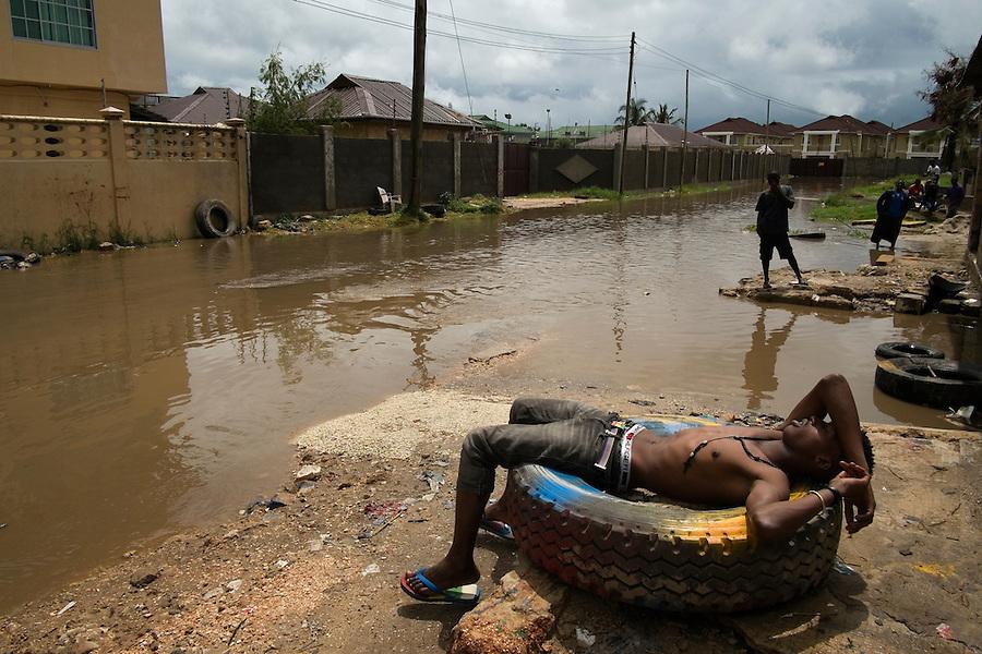 Dar es Salaam flooding 2014