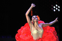 RITA MAMUN of Russia performs gala at 2012 World Cup Kiev, Ukraine on March 18th.