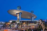 Fashion Show, Mall, Las Vegas, Strip, Beautiful, Sunrise; Nevada; Resort, Hospitality, Strip; gambling; shopping, Sunrise, Blue Sky, Travel, Destination, View, Unique, Quality