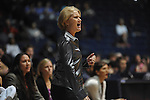 "Ole Miss vs. UMass coach Sharon Dawley at the C.M. ""Tad"" Smith Coliseum in Oxford, Miss. on Saturday, December 8, 2012."
