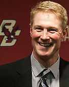 Greg Brown (BC - Associate Head Coach) - The Boston College Eagles defeated the visiting Providence College Friars 3-1 on Friday, October 28, 2016, at Kelley Rink in Conte Forum in Chestnut Hill, Massachusetts.The Boston College Eagles defeated the visiting Providence College Friars 3-1 on Friday, October 28, 2016, at Kelley Rink in Conte Forum in Chestnut Hill, Massachusetts.