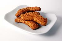 Biscotti. Biscuits.