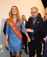 Prince Laurent of Belgium attends the 93th Motor Show Brussels - Belgium