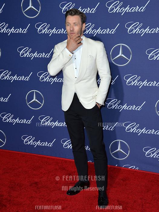 Actor Joel Edgerton at the 2017 Palm Springs Film Festival Awards Gala. January 2, 2017<br /> Picture: Paul Smith/Featureflash/SilverHub 0208 004 5359/ 07711 972644 Editors@silverhubmedia.com